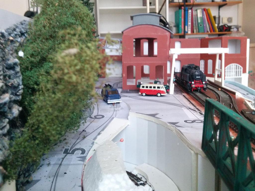 Mein richtig großes Projektchen ;-) - Stummis Modellbahnforum