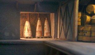 Auch alte Sprengköpfe werden bei Kim fachgerecht gelagert und entsorgt.