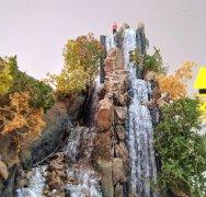 Wasserfall: Es wird!